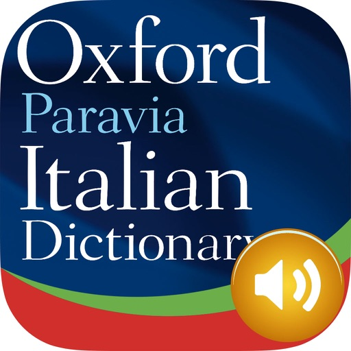 Oxford-Paravia Italian Dictionary