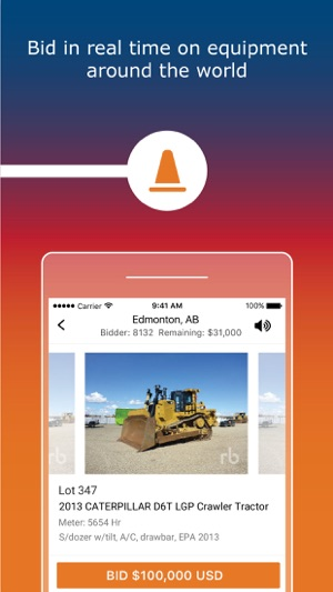 Ritchie Bros. on the App Store 996536ea49ca