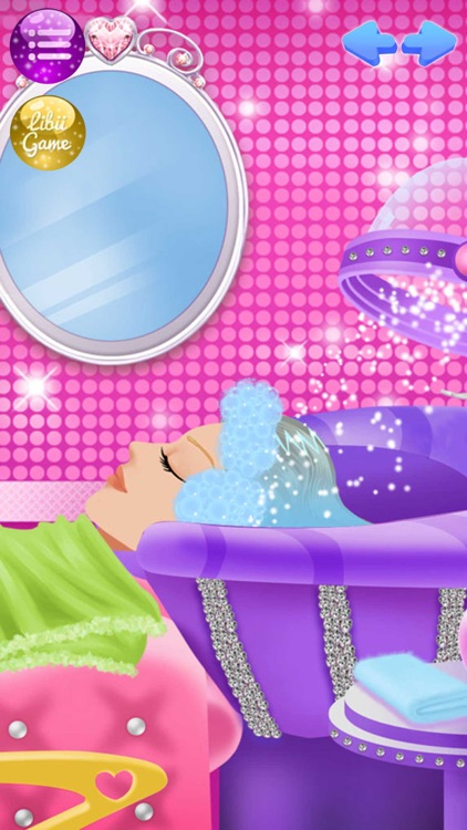 Star Girl Salon™ - Girls Makeup, Dressup and Makeover Games