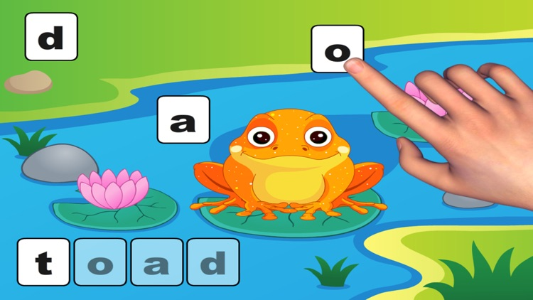 Alphabet Learning ABC Puzzle Game for Kids EduAbby