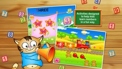 Screenshot of Impara l'Alfabeto,Numeri,Suoni -123 Kids Fun GAMES2