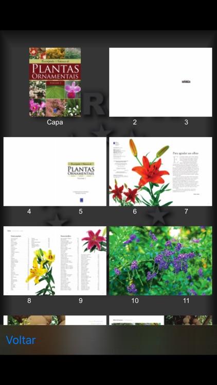 Plantas Ornamentais - Volume 1 screenshot-4