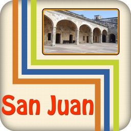 San Juan Offline Map City Guide