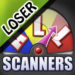Loser Detector: Fingerprint Scanner