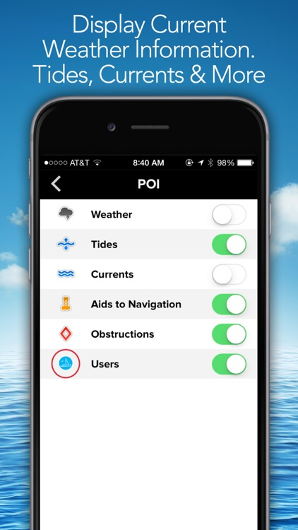 PRO CHARTS - Marine Navigation screenshot-2