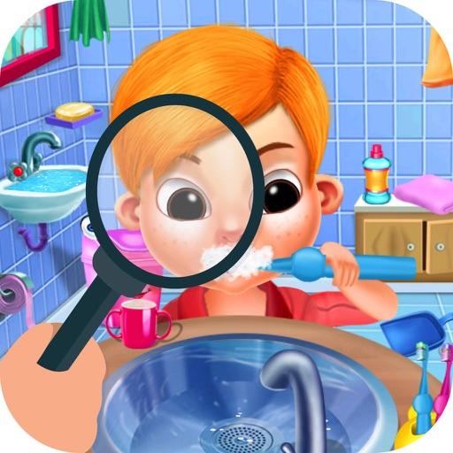 abec4aef4 Preschool Spot The Difference | Kids Game العاب بنات العاب اطفال - اوجد  الفوارق - ذكاء لمسة ...