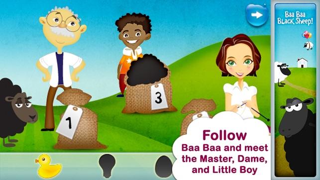 Baa Baa Black Sheep - by Duck Duck Moose on the App Store