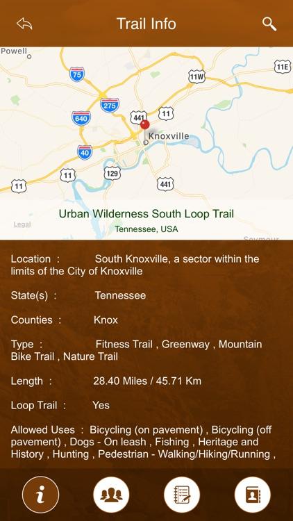 Tennessee Trails screenshot-3