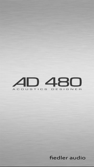 AD 480 free - Studio Reverb screenshot one