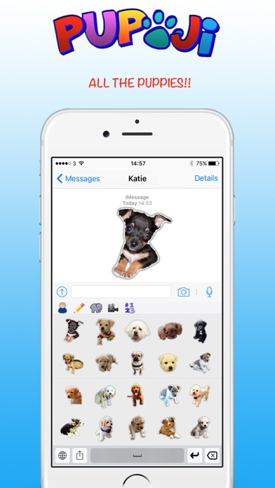 Pupoji Cute Dog Emoji Keyboard Puppy Face Emojis App Download