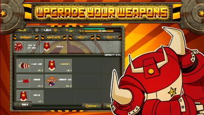 Screenshot from Warbot Assault