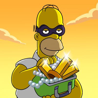 Die Simpsons™: Springfield app