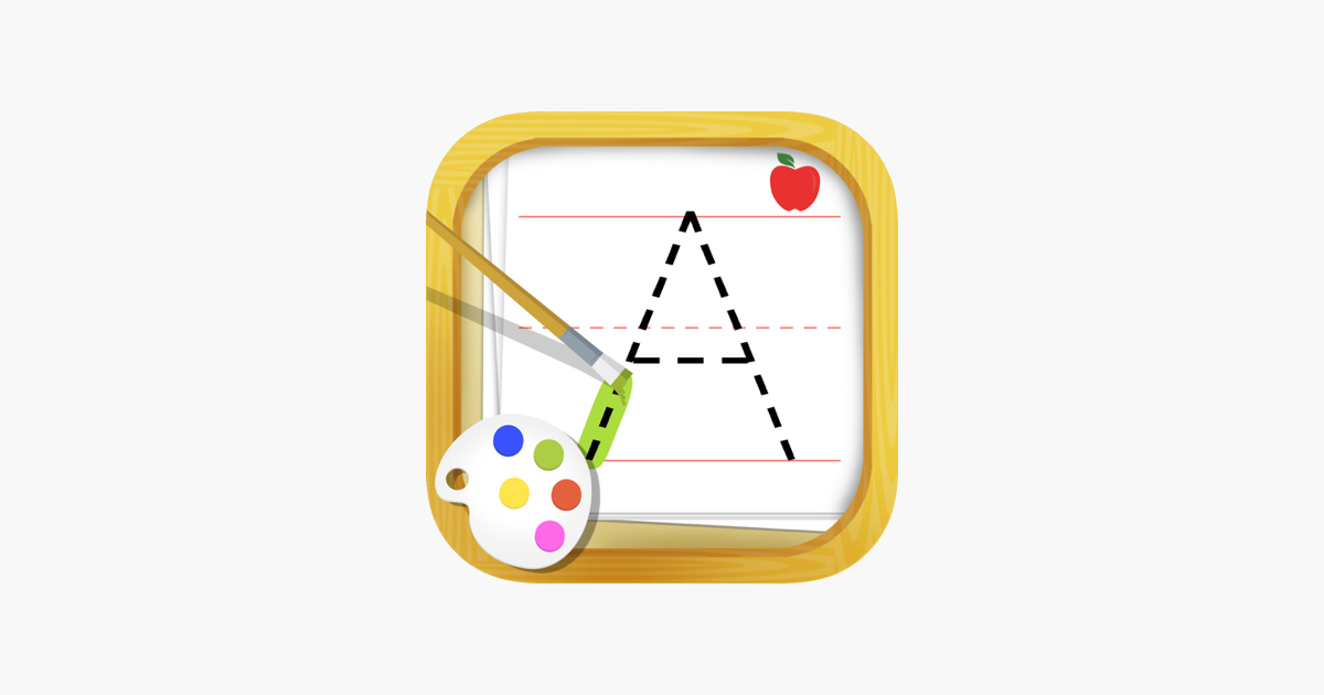 Alphabet Tracing Free on the App Store