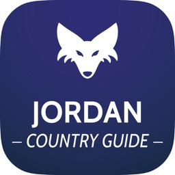 Jordanien - Reiseführer & Offline Karte