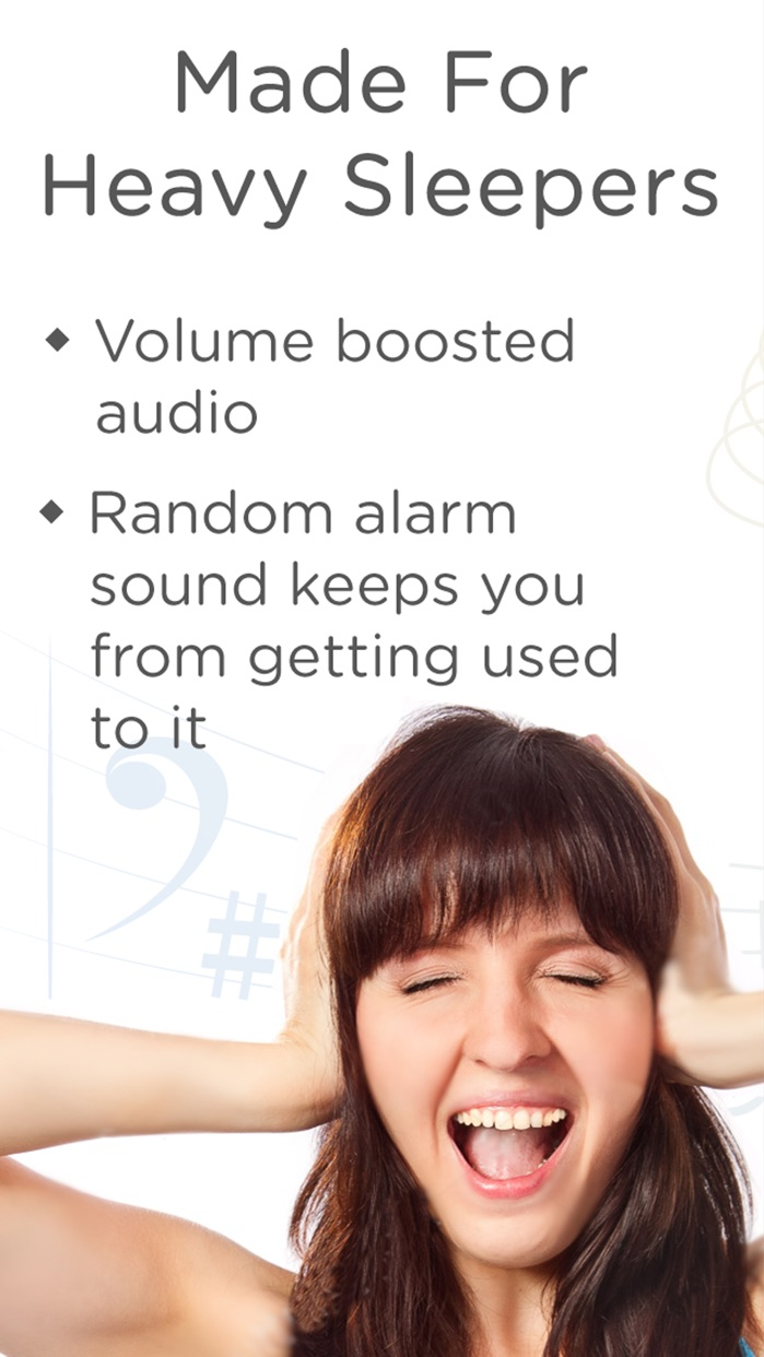 Loud Alarm Clock – the LOUDEST alarm clock for your night stand, period! Screenshot
