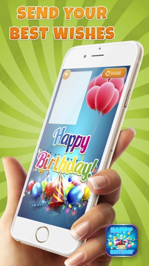 Happy birthday cards designer on the app store bookmarktalkfo Image collections