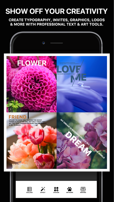 Screenshot #3 pour Amazing Layout Maker Pro - Frame & Style Text