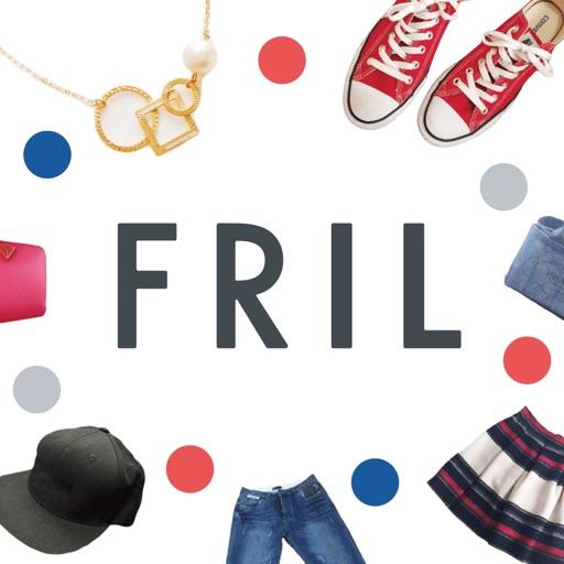 フリル(FRIL)-出品手数料無料 満足度NO.1フリマアプリ
