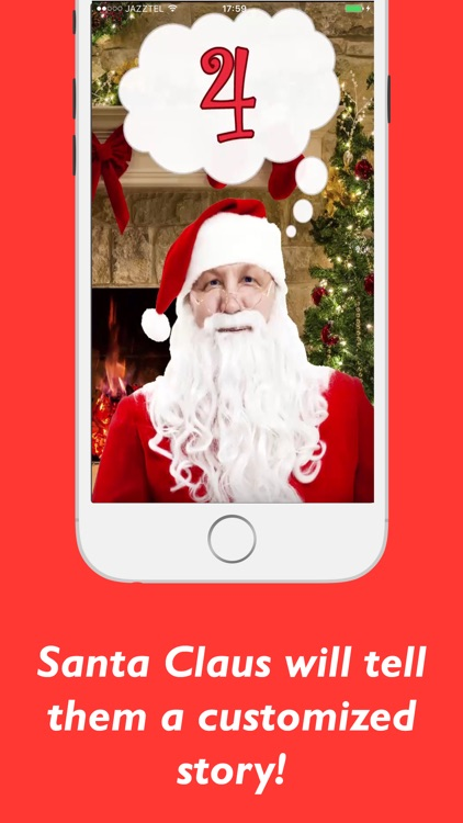Tell Me Santa Claus (a call from talking santa)
