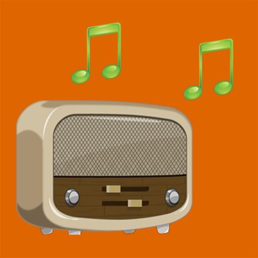 Sound box machine icon
