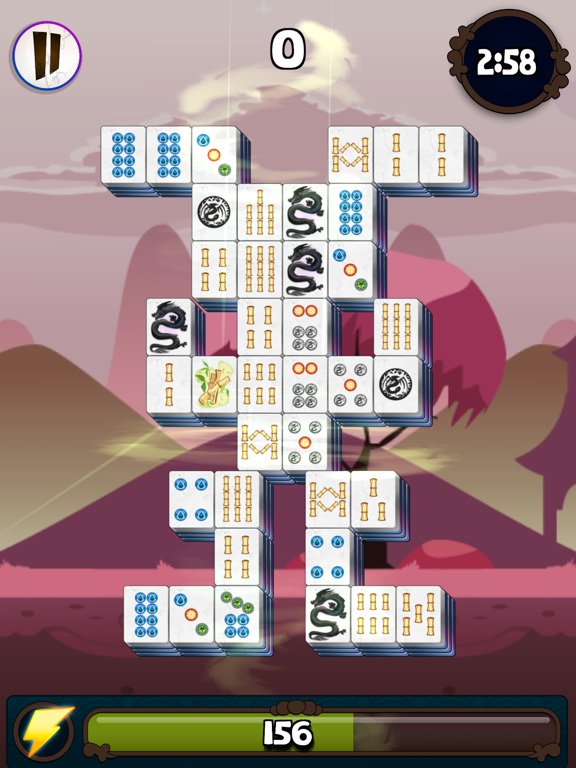 3 Minute Mahjong screenshot 8