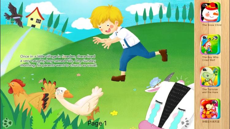 The Wonderful Adventures of Nils - iBigToy