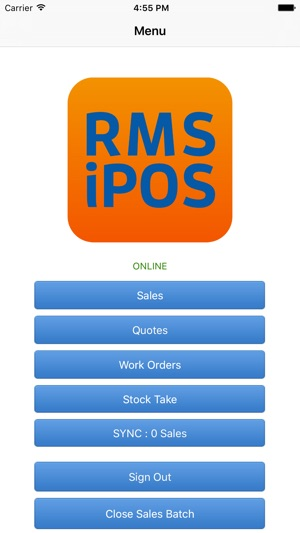 Rms Ipos On The App Store