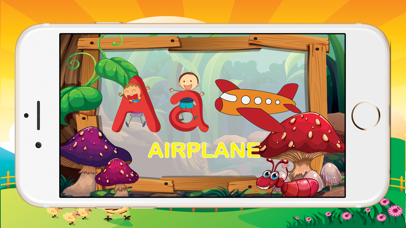ABCD Alphabet Phonic Tracing Flashcards Toddlers screenshot three