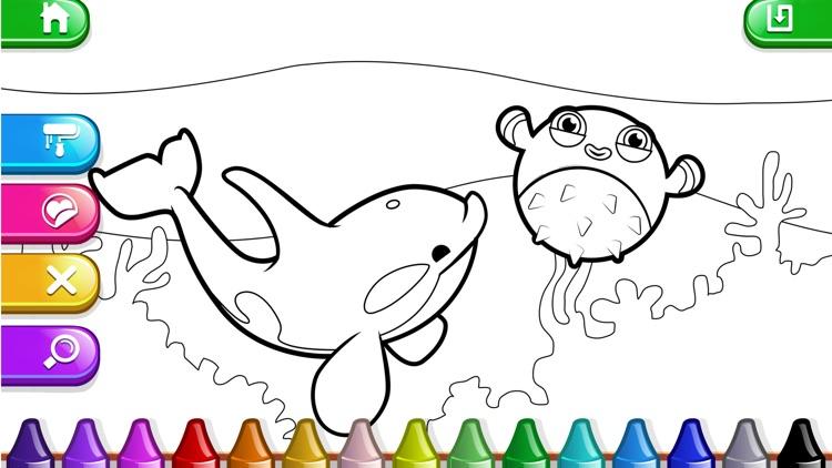My Coloring Book: Kids screenshot-3