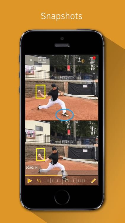 Dartfish Express - Sport video analysis screenshot-3