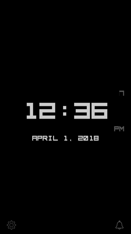 Titanium Digital Clock screenshot-7