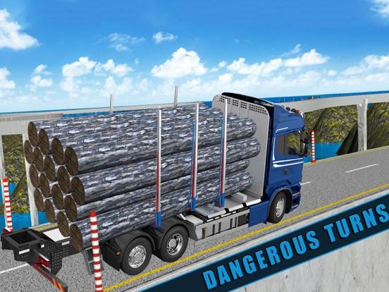 Скачать Truck Drive Cargo 3D