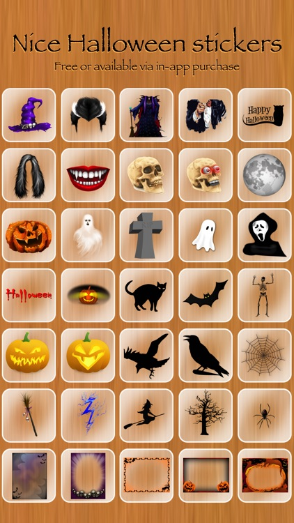 Halloween Photo Booth 2017 screenshot-4