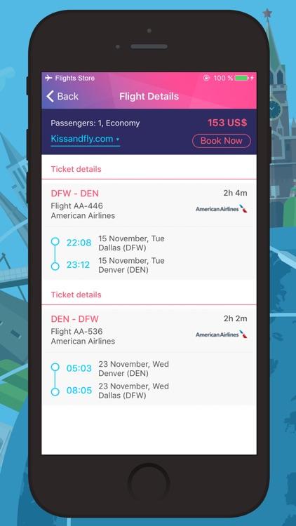 Cheap Airline Tickets – Cheap Travel! Best Prices! screenshot-4