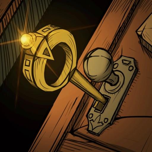 Побег в сказочной комнате