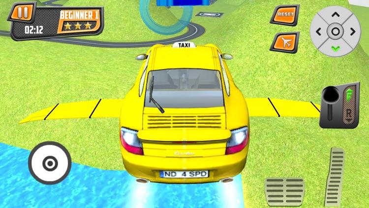 Realistic 3D Monster Truck Park Free Racing Game screenshot-3