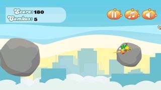 メガ鳥空気ジャンプレースプロ - ゲーム無料アプリ車レースおもしろのバイク携帯運転手カーレーシング人気リアル大型トラッのスクリーンショット2
