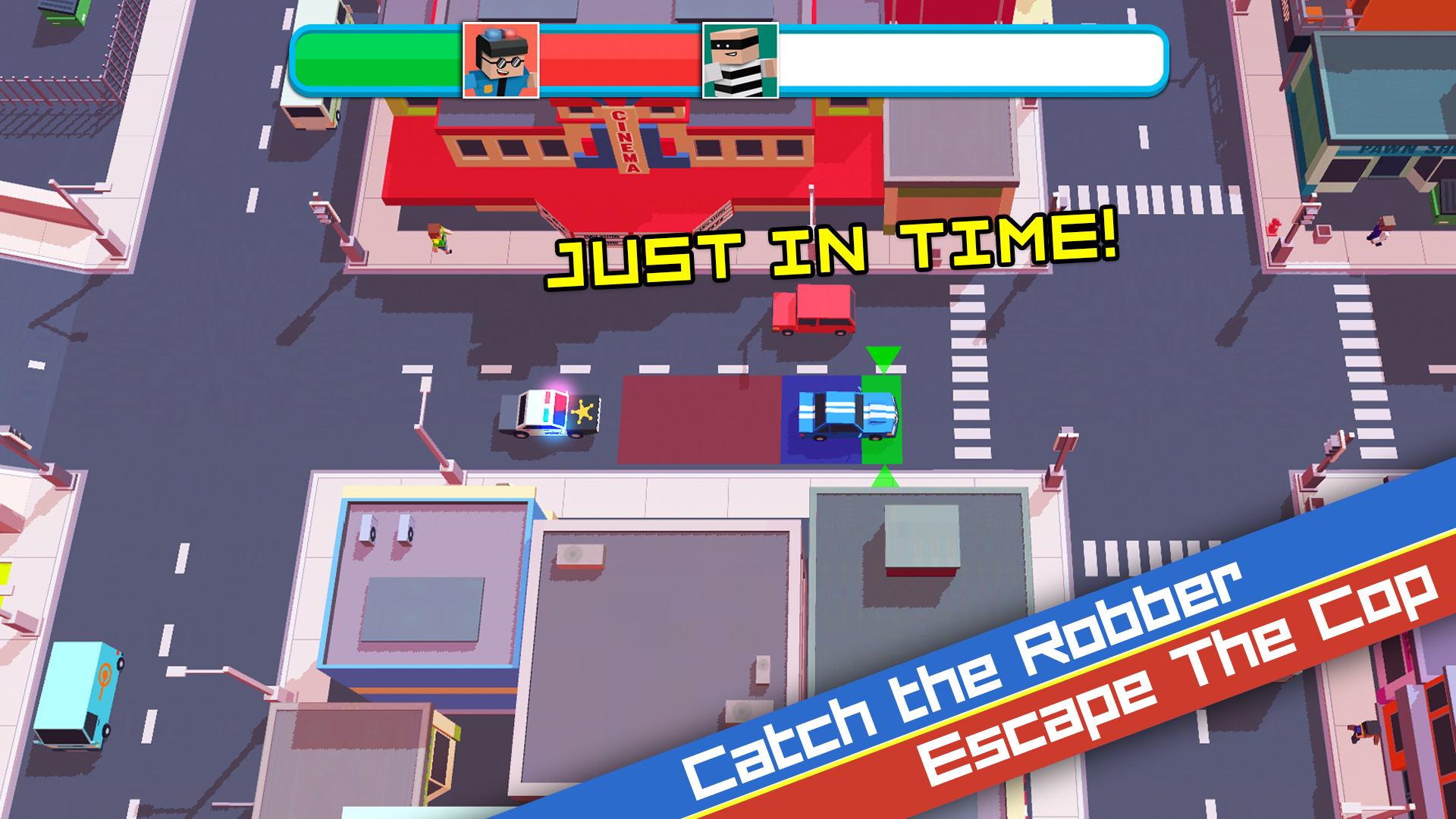 High Speed Police Chase! screenshot 11