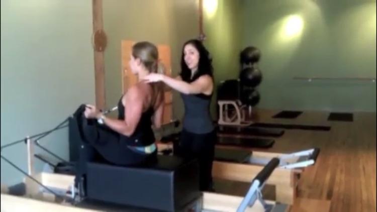 Pilates Reformer Professional screenshot-4