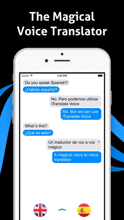 iTranslate Voice - Speak & Translate in Real Time screenshot-0
