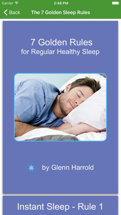 Sports Performance Hypnosis by Glenn Harrold