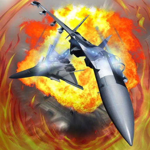 Aircraft Infinite Combat Flight HD - Simulator