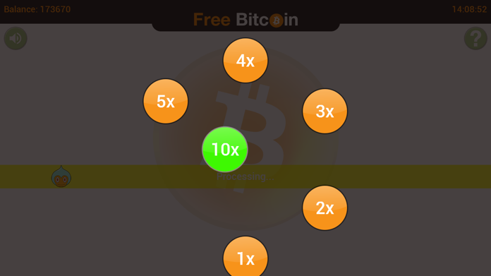 Bitcoin Free Screenshot