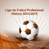 Football Scores Spanish 2014-2015 Standing Video of goals Lineups Scorers Teams info