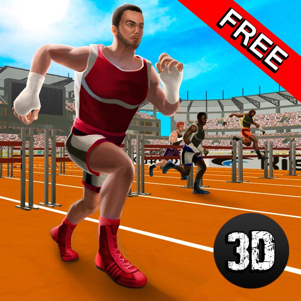 Athletics Running Race Game hack