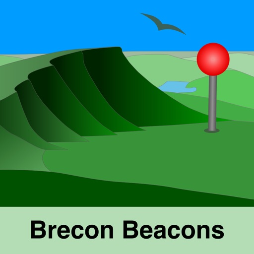 Brecon Beacons Maps Offline