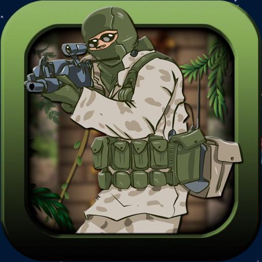 Modern Command-er Cool Jungle Battle Blast iOS App