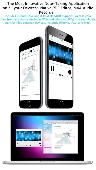 PDF Note Pro - Note Taker screenshot one