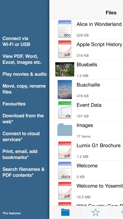 Files : Document & PDF Viewer
