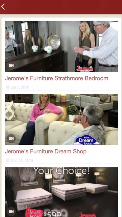 Jerome S Smart Shopper By Jerome S Furniture Warehouse Shopping